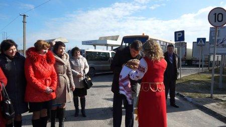 Дубровицькі освітяни зустрілися з білоруськими колегами
